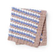 Go to Product: Bernat Baby Bobbles Knit Blanket in color