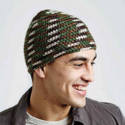 Caron Camo Hat
