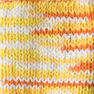 Lily Sugar'n Cream Super Size Ombres Yarn, Creamsicle in color Creamsicle