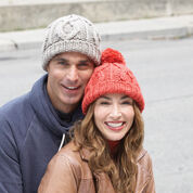 Go to Product: Bernat Cable Hat in color