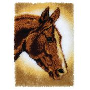 Go to Product: Wonderart Classic Horse Kit 20 X 30 in color