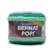 Go to Product: Bernat Pop! Yarn, Mediterranean -Clearance Shades* in color Mediterranean