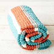 Go to Product: Bernat Get Fresh Throw, Misty Green in color