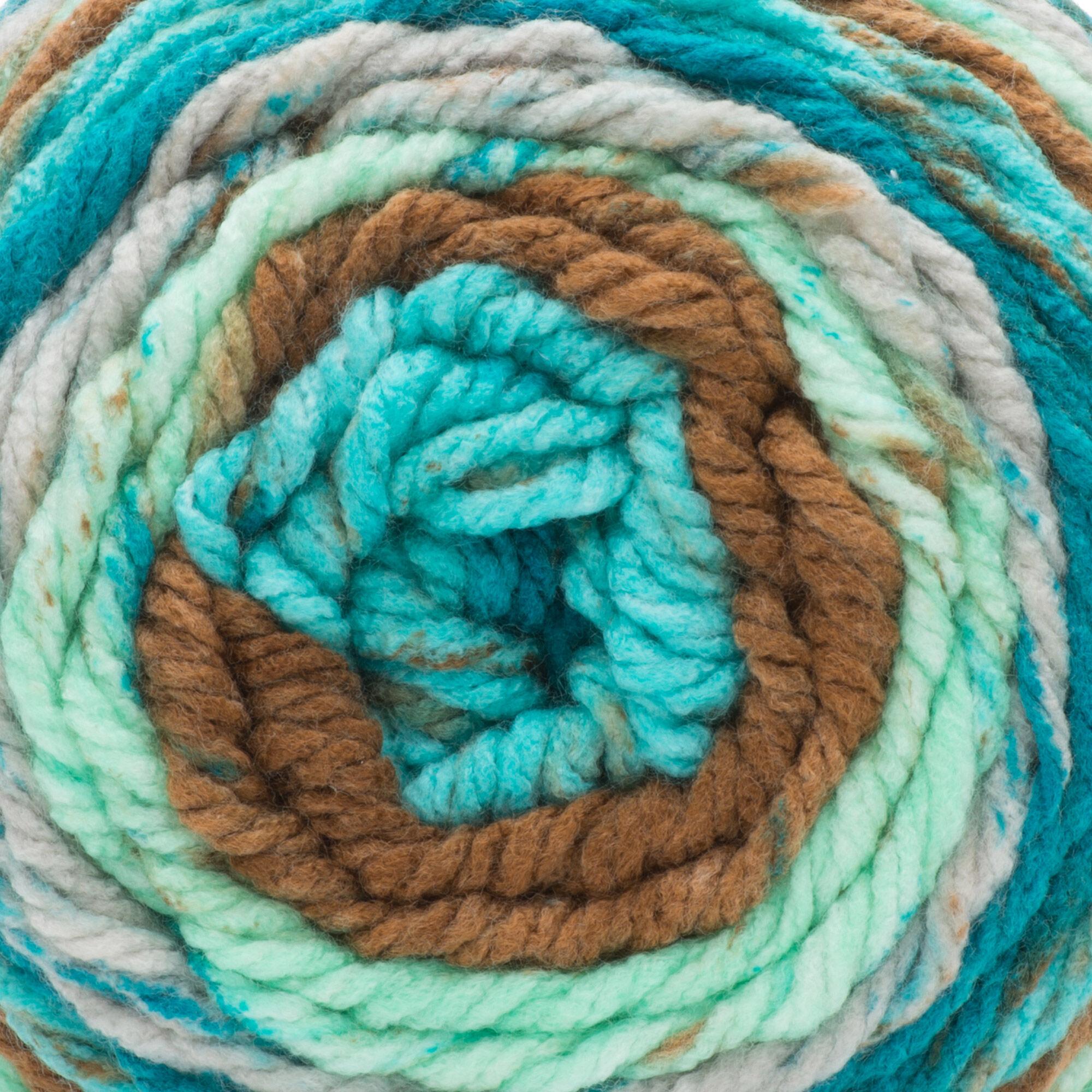 Caron Chunky Cakes Yarn, Mystic Chip | Yarnspirations
