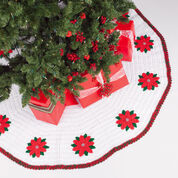 Go to Product: Red Heart Crochet Tree Skirt in color