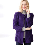 Go to Product: Caron Comfy Cardi, S in color