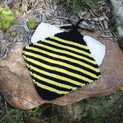 Lily Sugar'n Cream Bee Dishcloth