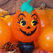Go to Product: Aunt Lydia's Crafty Jack-o'-Lantern in color