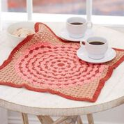 Go to Product: Aunt Lydia's Lotus Tile Doily in color