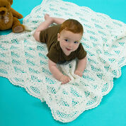 Aunt Lydia's Special Baby Blanket