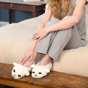 Go to Product: Red Heart Sheepy Slippers, S in color