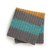 Go to Product: Bernat Soothing Slip Stitches Knit Blanket​ in color