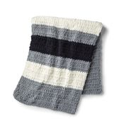 Go to Product: Bernat Alize EZ Bold Stripes Blanket in color