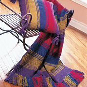 Go to Product: Patons Patons Woven-Look Set, Afghan in color