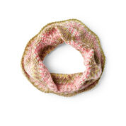Go to Product: Red Heart Breathtaking Brioche Cowl in color