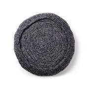 Caron Crochet Pet Bed, M