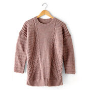 Go to Product: Patons Directional Cables Sweater, XS/M in color