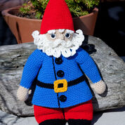 Go to Product: Red Heart Gnorbert the Gnome in color