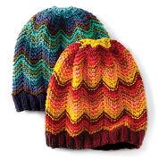 Go to Product: Bernat Make Waves Hat in color