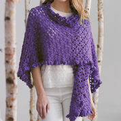 Go to Product: Patons Ruffle Edge Wrap in color
