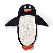 Go to Product: Bernat Knit Penguin Baby Sack in color