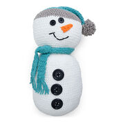 Go to Product: Bernat Giant Crochet Snowman in color
