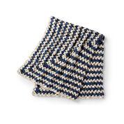 Bernat Crochet Granny Blanket