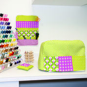 Go to Product: Dual Duty Sewing Machine Cover in color