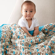 Bernat Little Dreamweaver Blanket