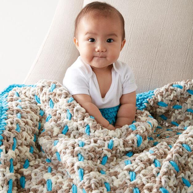 Bernat Little Dreamweaver Blanket