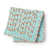 Go to Product: Bernat Baby Bargello Crochet Blanket in color