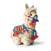 Go to Product: Red Heart Llama-No-Drama in color
