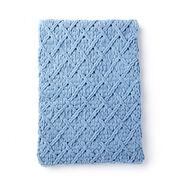Bernat Alize EZ Diamond Lattice Blanket