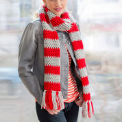 Go to Product: Red Heart My Team Forever Scarf in color