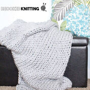 Bernat Mega Knit Throw