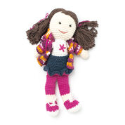 Lily Sugar'n Cream Back to School Lily Doll