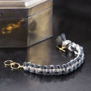 Coats & Clark Macrame Bracelet