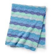 Go to Product: Caron Blue Waves Crochet Blanket in color