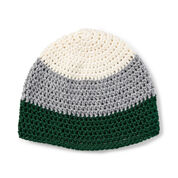Go to Product: Bernat Bold Stripe Crochet Hat in color