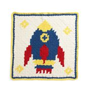 Go to Product: Bernat C2C Blast Off Crochet Baby Blanket in color