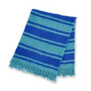 Go to Product: Bernat Nautical Stripes Crochet Blanket in color