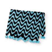 Go to Product: Red Heart Water Park Waves Crochet Blanket in color