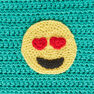 Red Heart Emoji Snuggle Sack, Child in color  Thumbnail Main Image 7}
