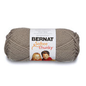 Go to Product: Bernat Softee Chunky Yarn (100g/3.5oz) in color Clay