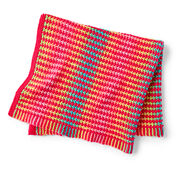 Go to Product: Red Heart Tweedle Doo Knit Blanket in color