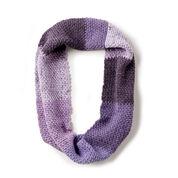 Caron Cakes Granite Stitch Crochet Cowl