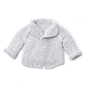 Go to Product: Bernat Knit Baby Cardigan, 6 mos in color