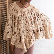 Go to Product: Red Heart Poetry Poncho in color
