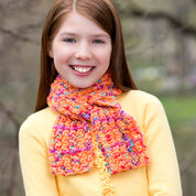 Red Heart Funtastic Scarf
