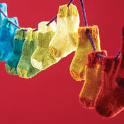 Go to Product: Bernat Mini Stockings, Christmas Tree Ornaments in color